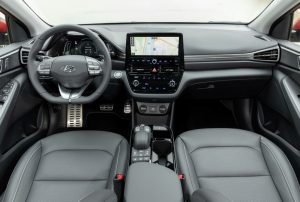 SLR Hyundai Ioniq 3 verges