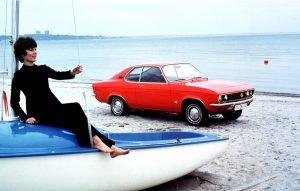 SLR Opel Manta verges