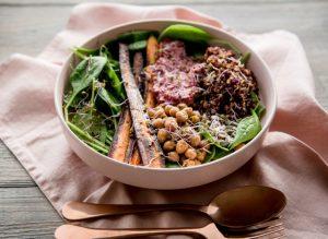 VAD salade gourmande steph