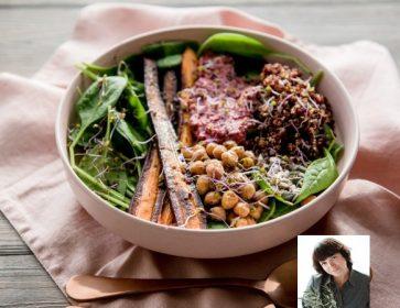 VAD salade gourmande steph portrait