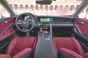 Lexus 3 verges SLR
