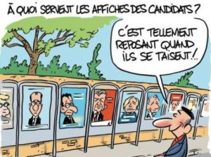 elections affiches