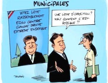 municipales liste opposition