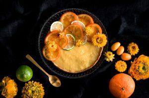 tarte clementine
