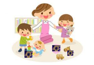 assiatnte maternelle enfants et coronavirus