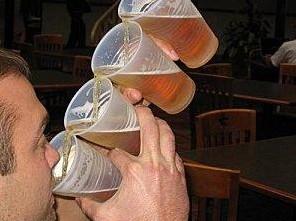 keke cascade biere