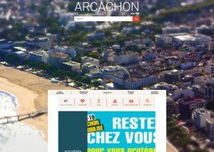 site arcachon