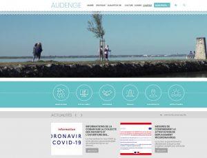 site audenge