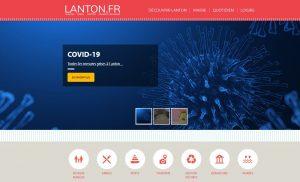 site lanton