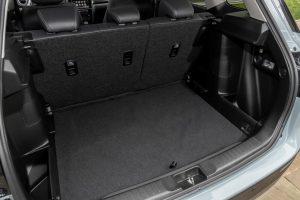 suzuki vitara hybrid coffre SLR verges