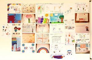dessins pour les soignants