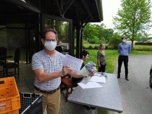 distribution masques lanton