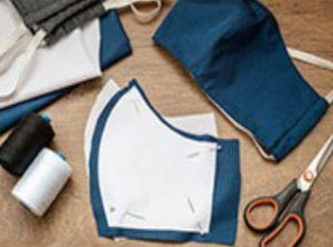 fabrication masques lanton kit