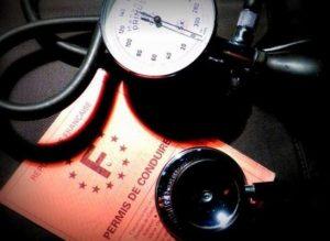 permis conduire visite medicale
