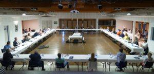 conseil municipal Lege Cap ferret mai 2020