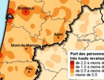 ginette blery hauts revenus carte sud ouest centree bassin