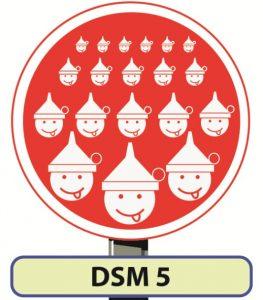 modernitude audignon DSM 5