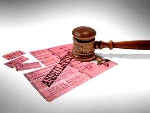 annulation permis sos avocat siret