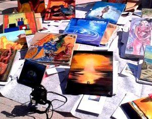 brigitte coeurderoy expo audenge