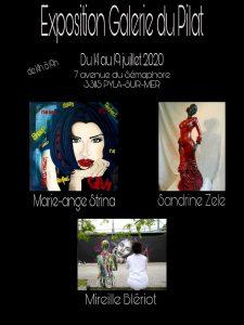expo bleriot galerie du pilat 14 juillet 20