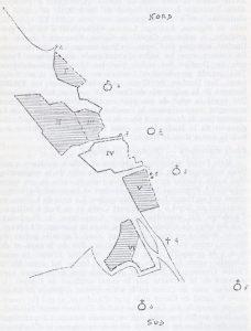 carte des salines du Bassin