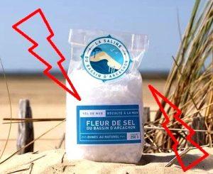 fleur de sel sel du bassin mod