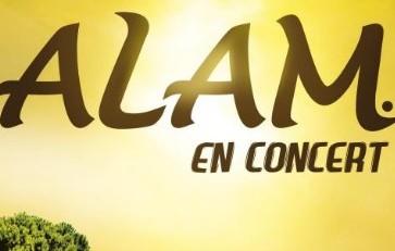 alam en concert