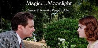 magic in the moon light