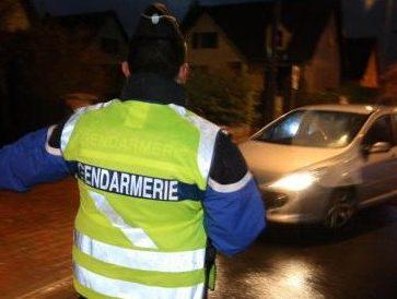 controle gendarmerie
