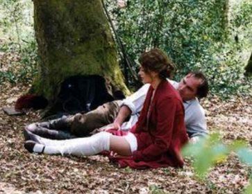 lyselotte couple dans le bois