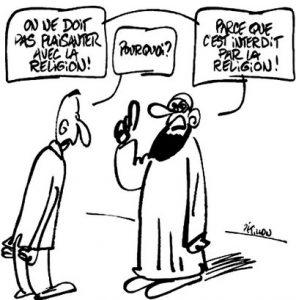 laicite plaisanter religion