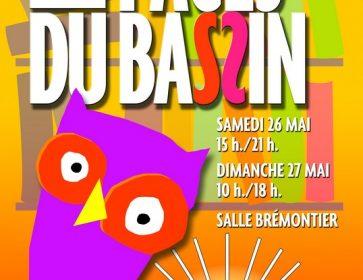 A Arès, samedi et dimanche, des livres et des auteurs régionaux, mais pas seulement… 23/05/18 C'est un salon à part… Le...