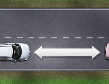 siret sos pv distance securite photo entre 2 vehicules