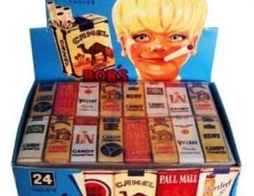 Ces objets ou moments qui ont marqué :Les cigarettes en chocolat Par Patrice Vergès (Journaliste, romancier) 19/05/18 Dans les années passées,...