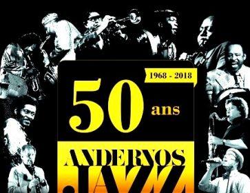 affiche Andernos jazz festival 2018