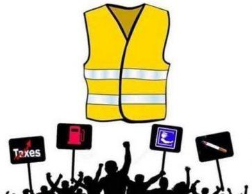 La France en colère : Jacquerie sur le Bassin aussi ! 16/11 Demain matin, des blocages en rafales sont attendus un...