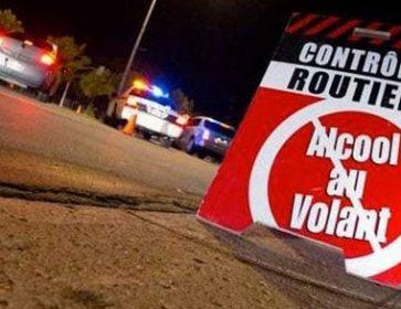SOS PV alccol volant controle siret