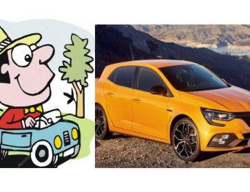 Sur la route ! Patrice Vergès raconte… la Renault Mégane RS. (Cette rubrique est libre de toute publicité…) Retrouvez Patrice Vergès...