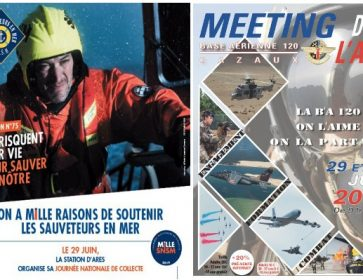 affiche meeting et snsm