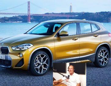 BMW X2 Verges