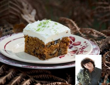 vad steph portrait carrot cake