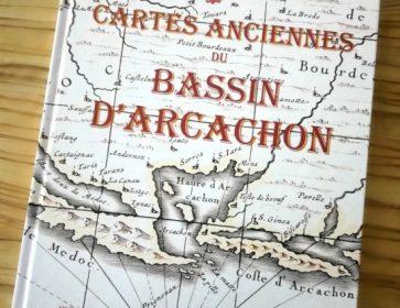 livre cartes anciennes du Bassin SHAAPB