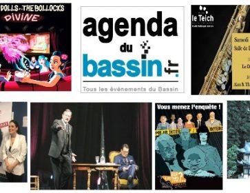 agenda du bassin 14 02 20