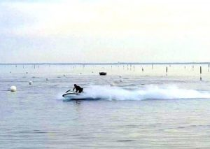 scooter des mers jetski bassin arcachon