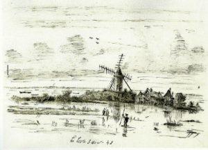 HDB confoulan Moulin La Teste Léo Drouyn - 1848