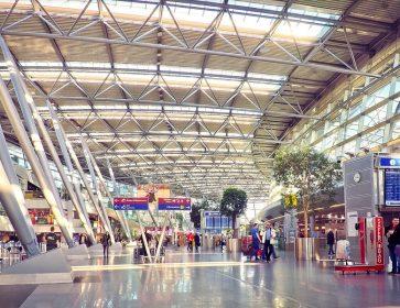 aeroport terminal MG