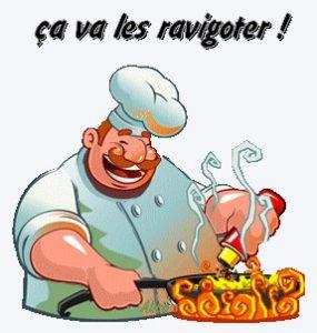 cuisine chef ravigote