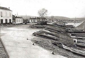 histoire du bassin confoulan port echouage