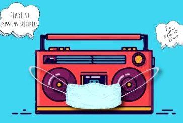 DAB+ radio dessin