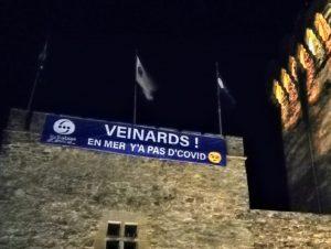 banderole veinards VG